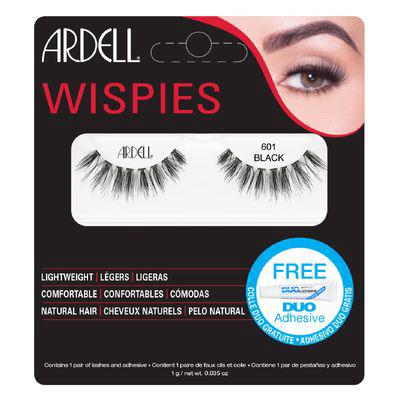 ARDELL | Wispies Clusters False Eyelashes - 601 Black