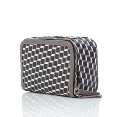PIERRE HARDY | Perspective Cube Dopp Kit