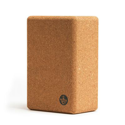 MANDUKA | Cork Yoga Block