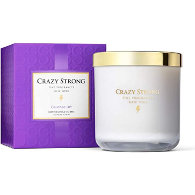 CRAZY STRONG | Guavaberry 2-Wick Candle