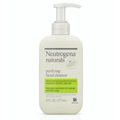 NEUTROGENA NATURALS | Purifying Facial Cleanser