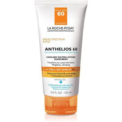 LA ROCHE-POSAY | Anthelios 60 Cooling Water-Lotion Sunscreen