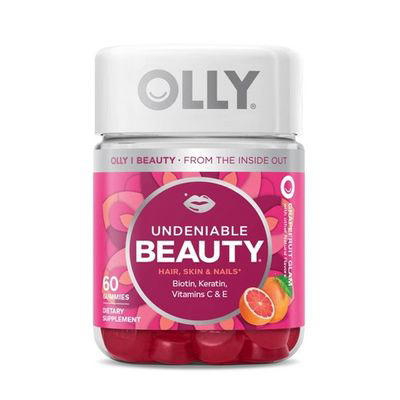 OLLY | Undeniable Beauty Multivitamin Gummies
