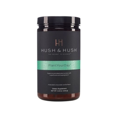 HUSH & HUSH | PlantYourDay Dietary Supplement