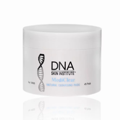 DNA SKIN INSTITUTE | Mediclear Natural Cleansing Pads
