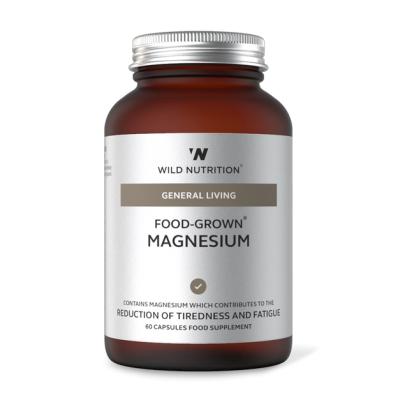 WILD NUTRITION | Food-Grown Magnesium