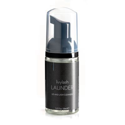 SARAH MAXWELL BEAUTY | LAUNDER Lid and Lash Cleanser