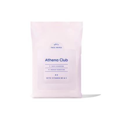 ATHENA CLUB | Soft Face Wipes