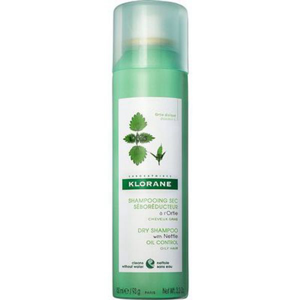 Dry Shampoo With Nettle For Oil Control