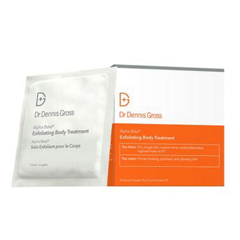DR. DENNIS GROSS   Alpha Beta Exfoliating Body Treatment Peel