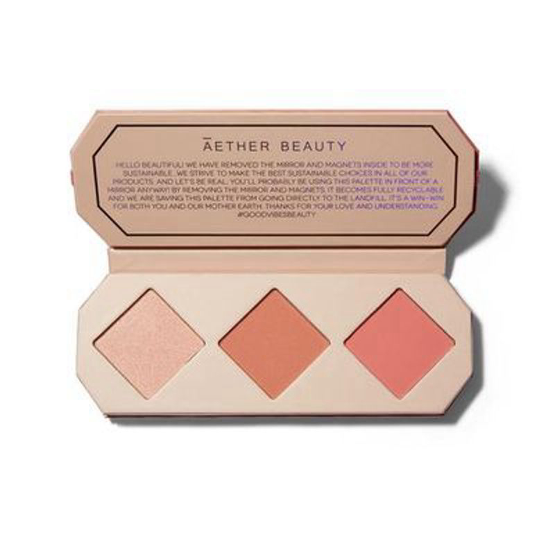 Crystal Charged Cheek Palette