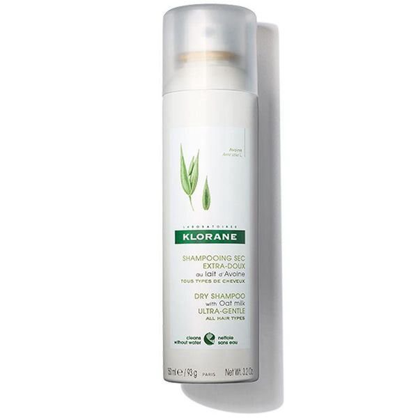 Ultra-Gentle Dry Shampoo With Oat Milk
